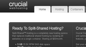 Crucial Web Hosting